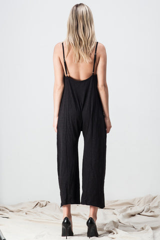 LAZE JUMPSUIT BLACK