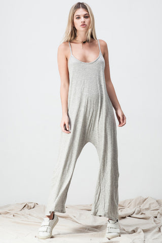 LAZE JUMPSUIT GREY
