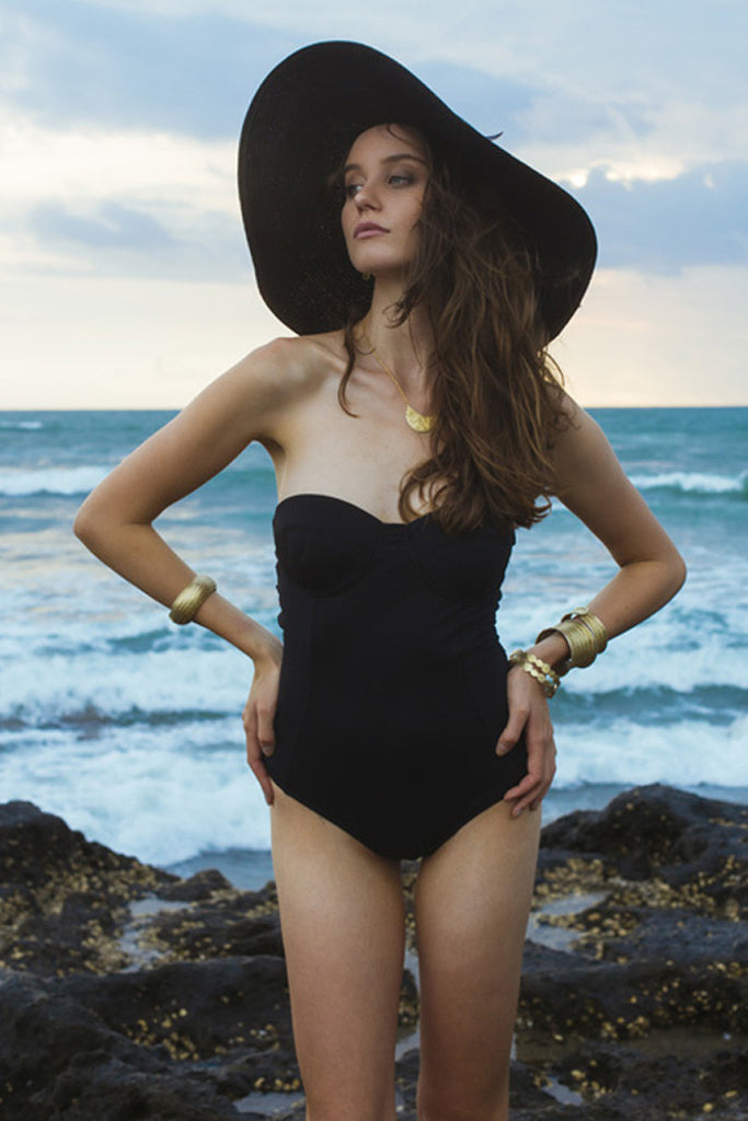 DREAM WEAVER ONE PIECE - BLACK - Shakuhachi - 1