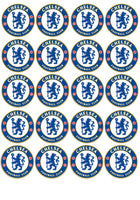 Chelsea Edible topper