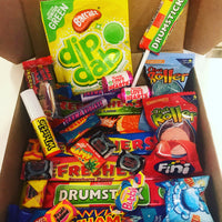 Retro Sweet Box