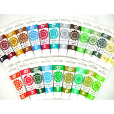Rainbow Dust ProGel Food Colour available in various colours