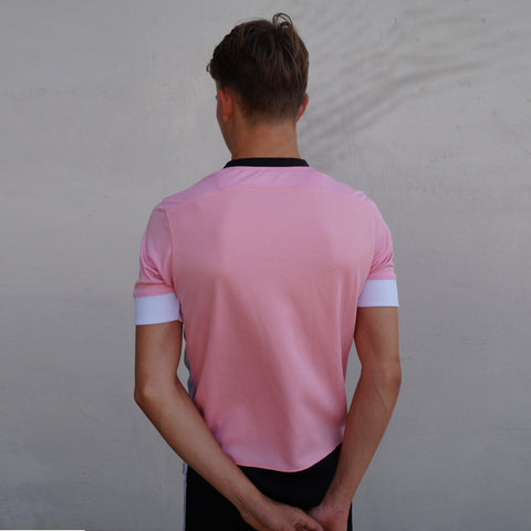 Dare - T-Shirt - Pink/White/Black - Tempi