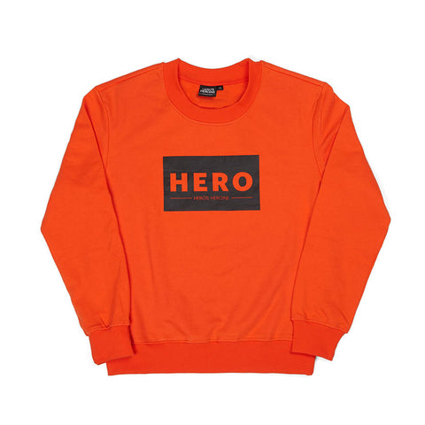 HERO Logo Sweatshirt