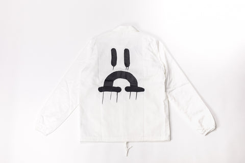 Sad Face Coach Jacket