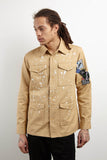 Military Patch Shirt