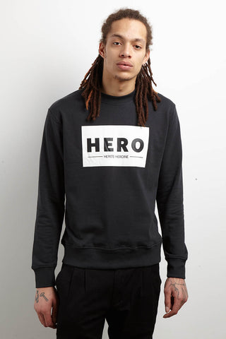 HERO Block Sweatshirt