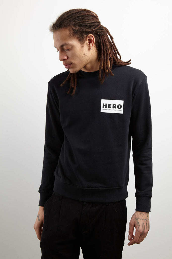 HERO Small Block Sweatshirt