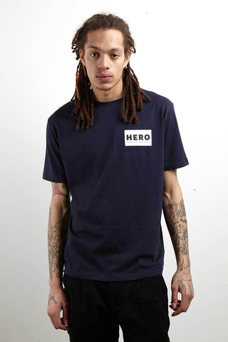 HERO Small Block T-Shirt