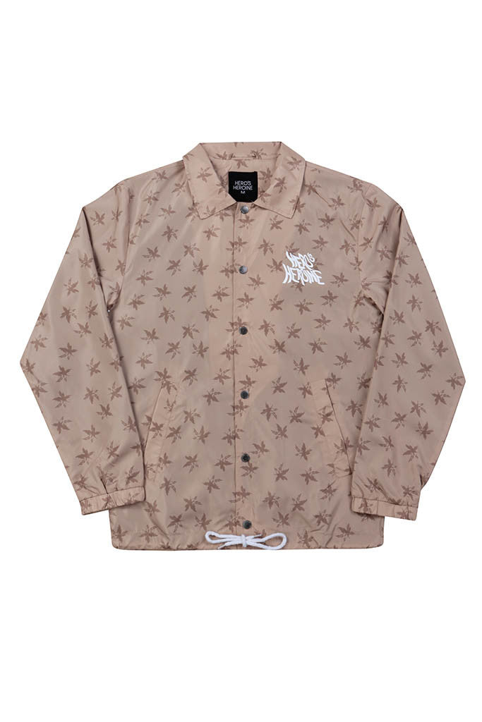 Leaf Coach Jacket