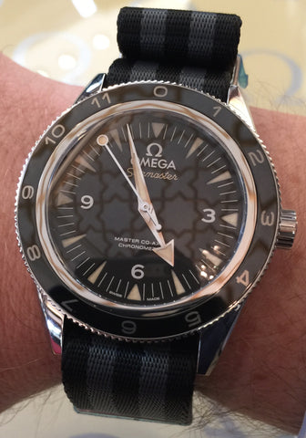 James Bond Omega Seamaster 300 Spectre