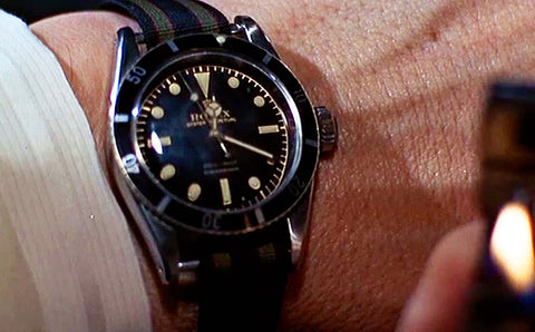 James Bond Rolex Submariner Thunderball
