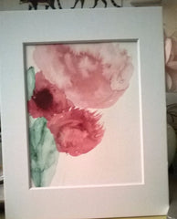 Flower Series Painting No. 4