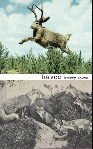 havoc / Kristy Bowen (limited edition)