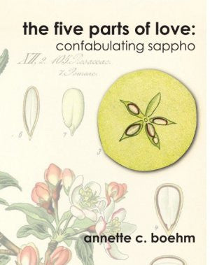 the five parts of love: confabulating Sappho / annette c boehm