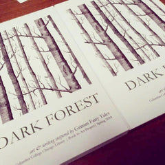 DARK FOREST |  Art & Writing Inspired by Grimm's Fairy Tales