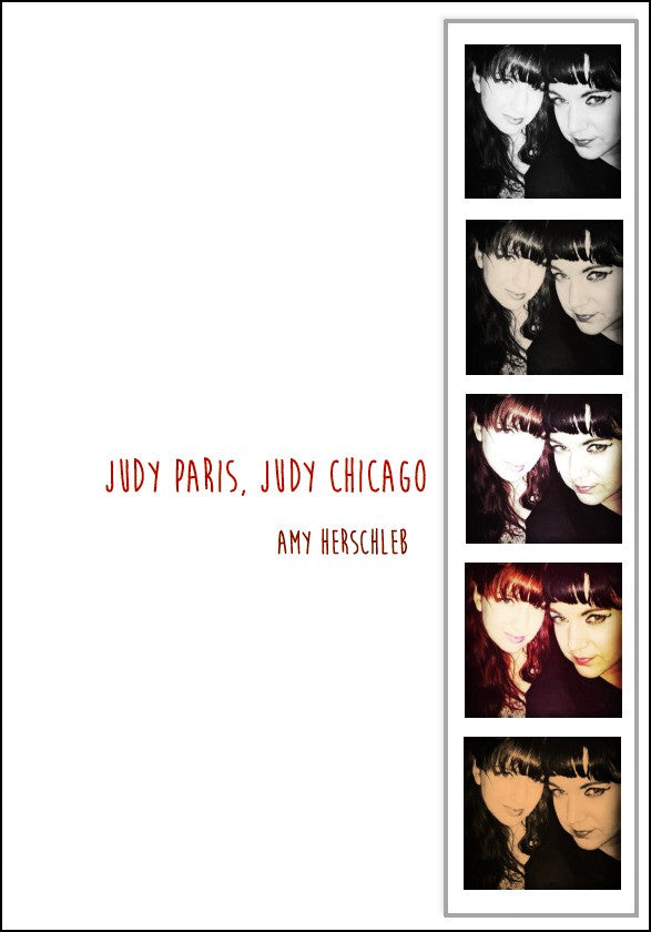 Judy Paris, Judy Chicago  / Amy Herschleb