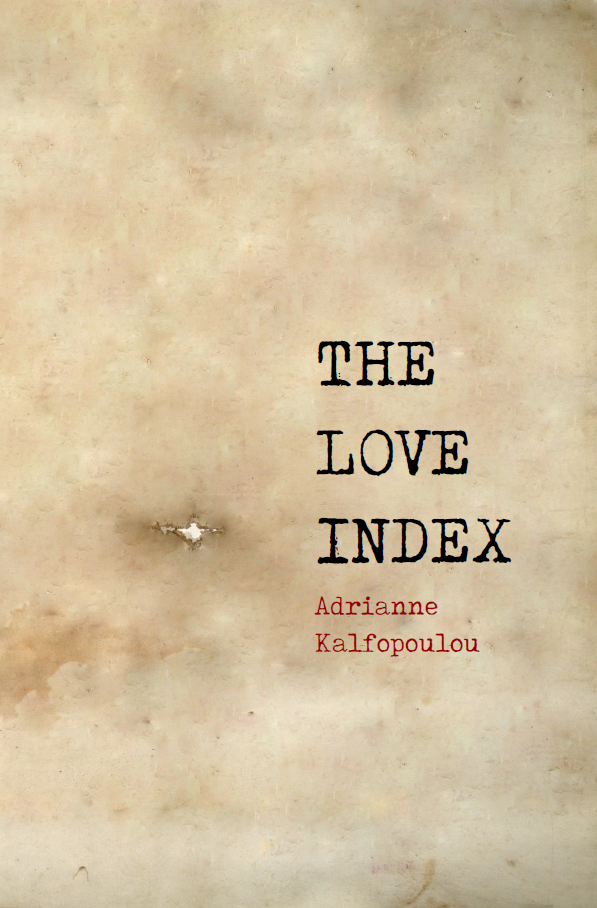 The Love Index | Adrianne Kalfopoulou