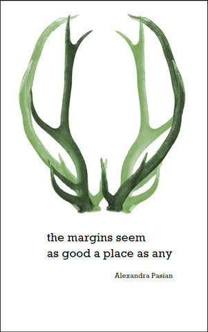 the margins seem as good a place as any |  Alexandra Pasian