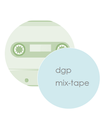 dancing girl press mix tape bundle | 5 for $25