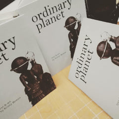 ordinary planet | Kristy Bowen