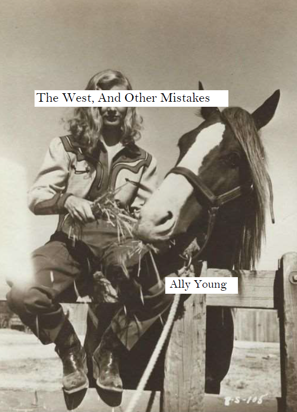 The West, and Other Mistakes | Ally Young