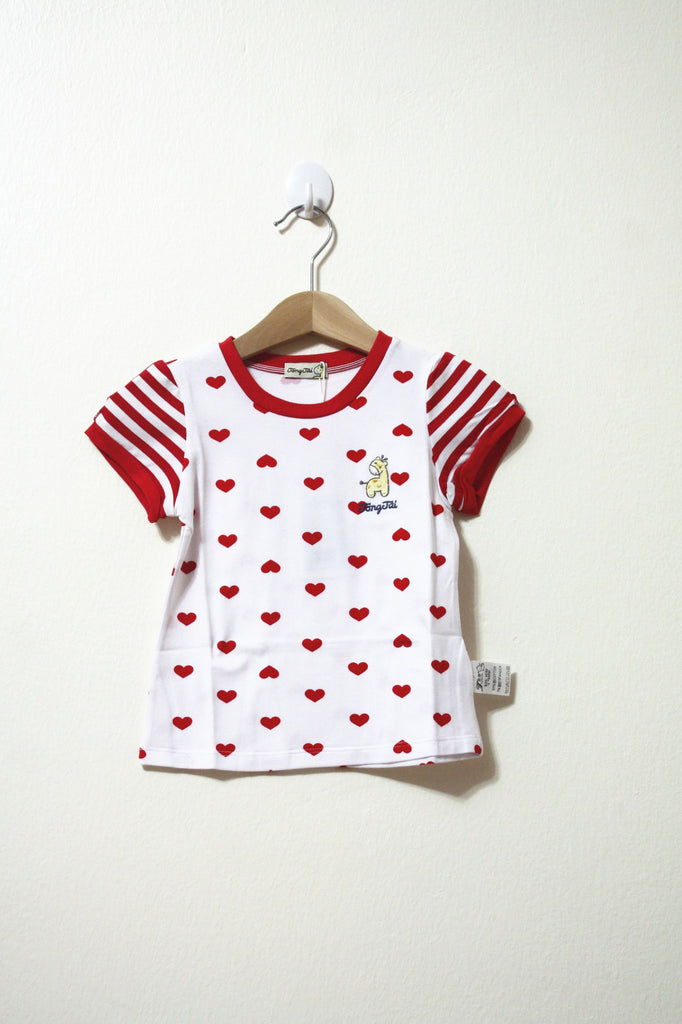 (AC-006) Girl T-shirt
