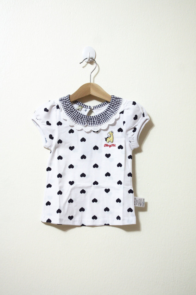 (AC-007) Girl T-shirt