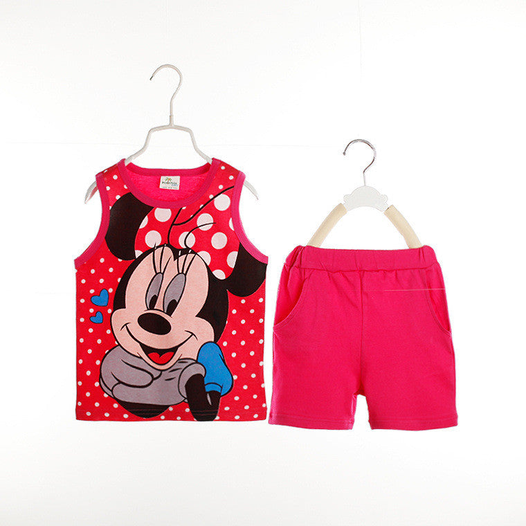(AH14) Mickey set