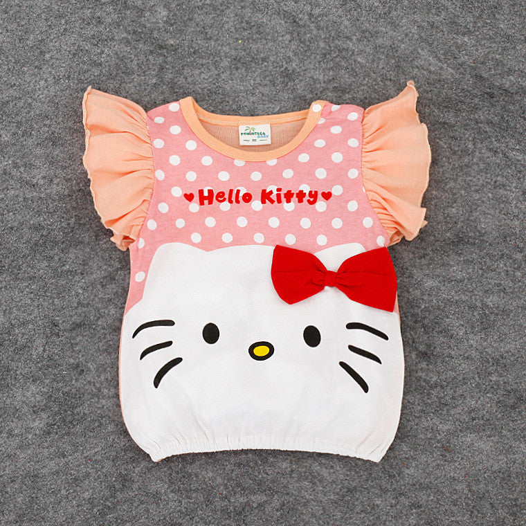 (BC31) Hello Kitty - T-shirt