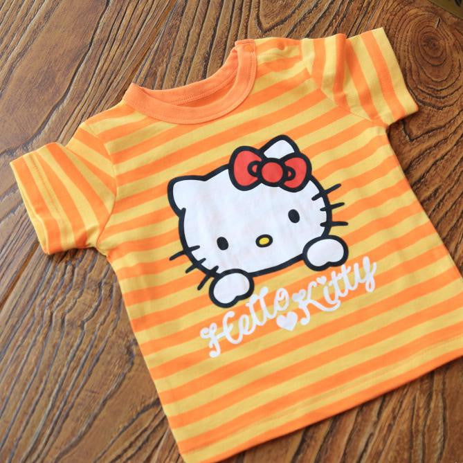 (BC36) T-shirt - Hello Kitty