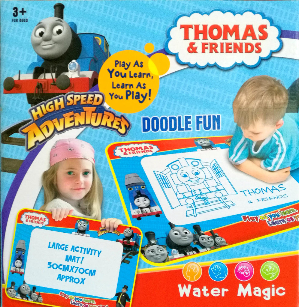 (BH05B) Doodle Fun - Thomas and Friends
