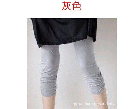 (CM101G) Leggings - Grey