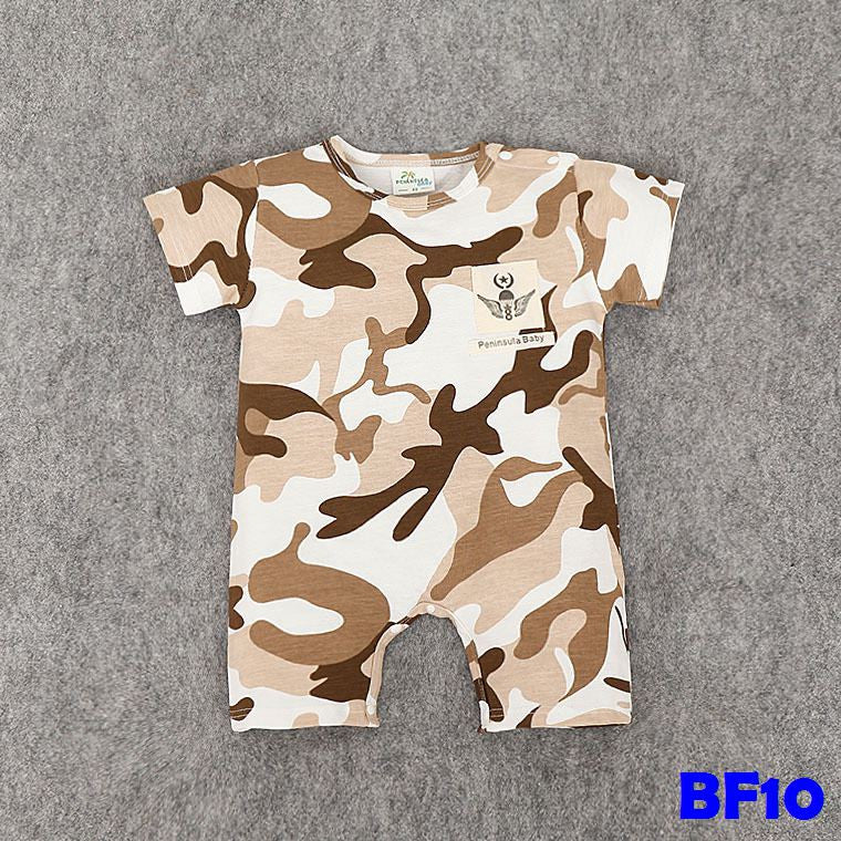 (BF10) Romper - Descendant Of The Sun