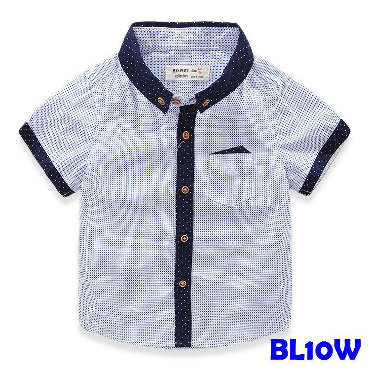 (BL10W) Shirt - White