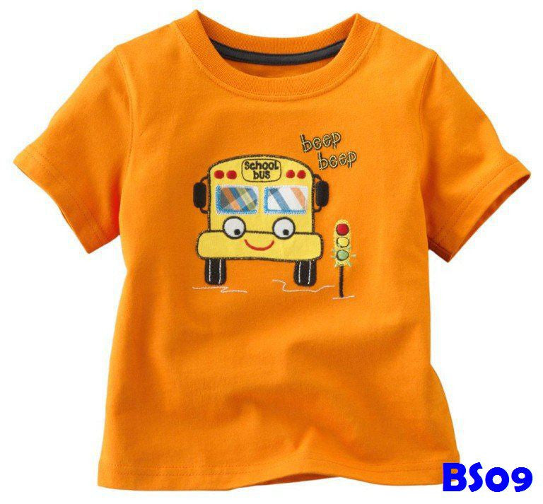 (BS09) T-Shirt - Bus