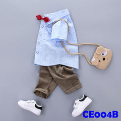 (CE004B) Set - Blue