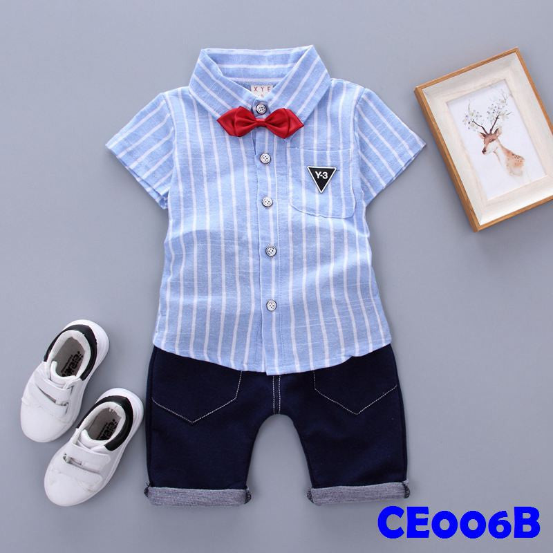 (CE006B) Set - Blue