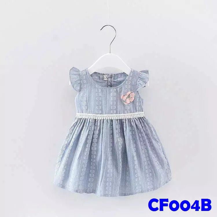 (CF004B) Set - Dress Blue