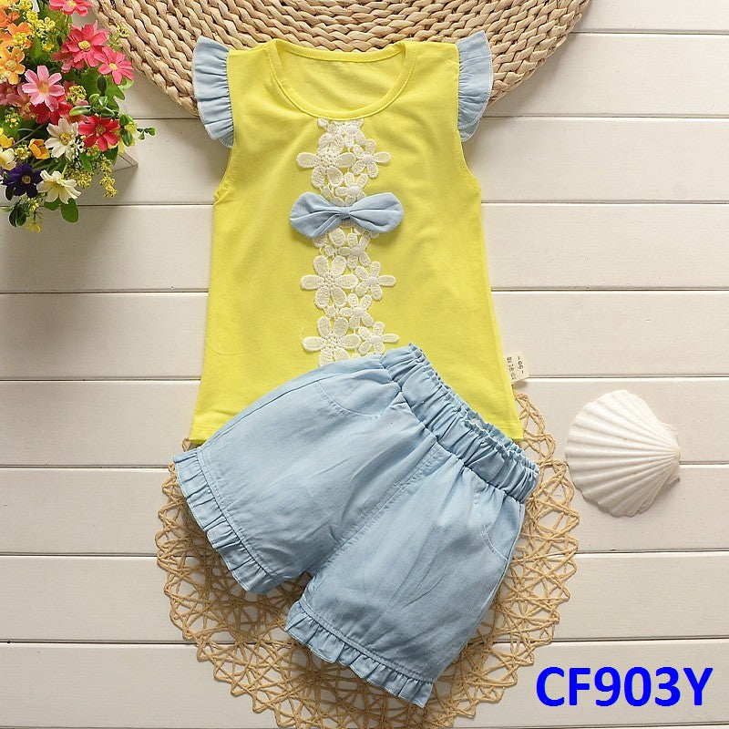(CF903Y) Set - Ribbon Yellow