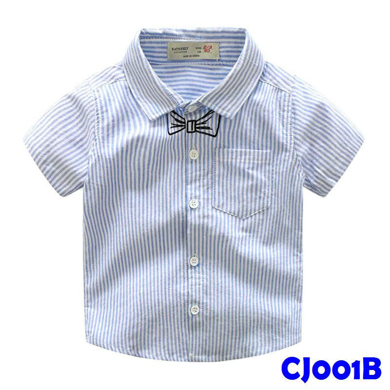 (CJ001B) Shirt - Blue