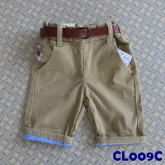(CL009C) Pants - Brown