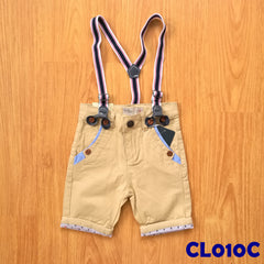 (CL010C) Pants - Brown