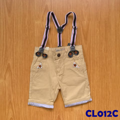 (CL012) Pants - Brown