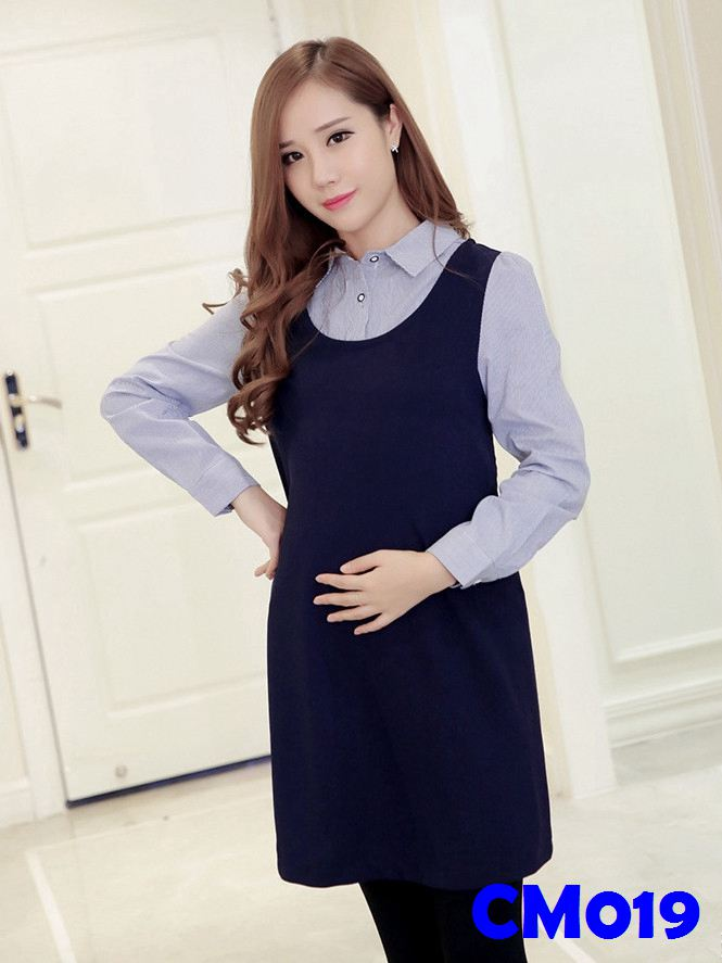 (CM019) Maternity Dress
