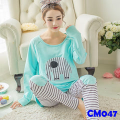 (CM047) Maternity Dress - Leisure Wear