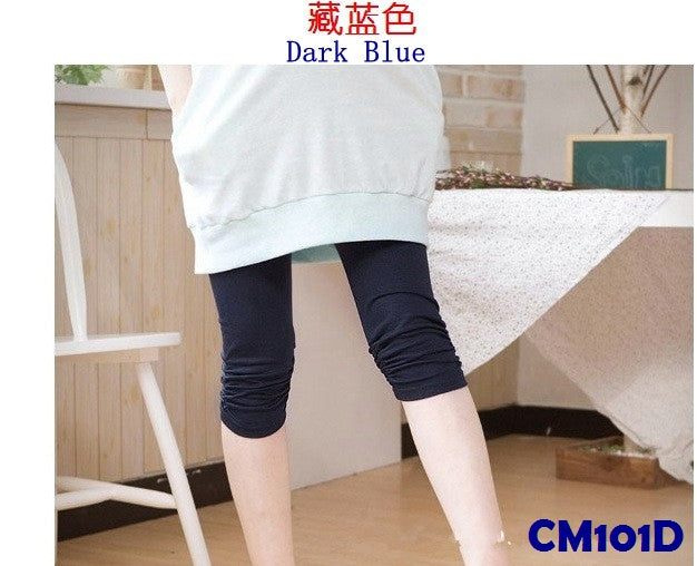 (CM101D) Leggings - Dark Blue