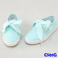 (CS01G) Shoes - Green