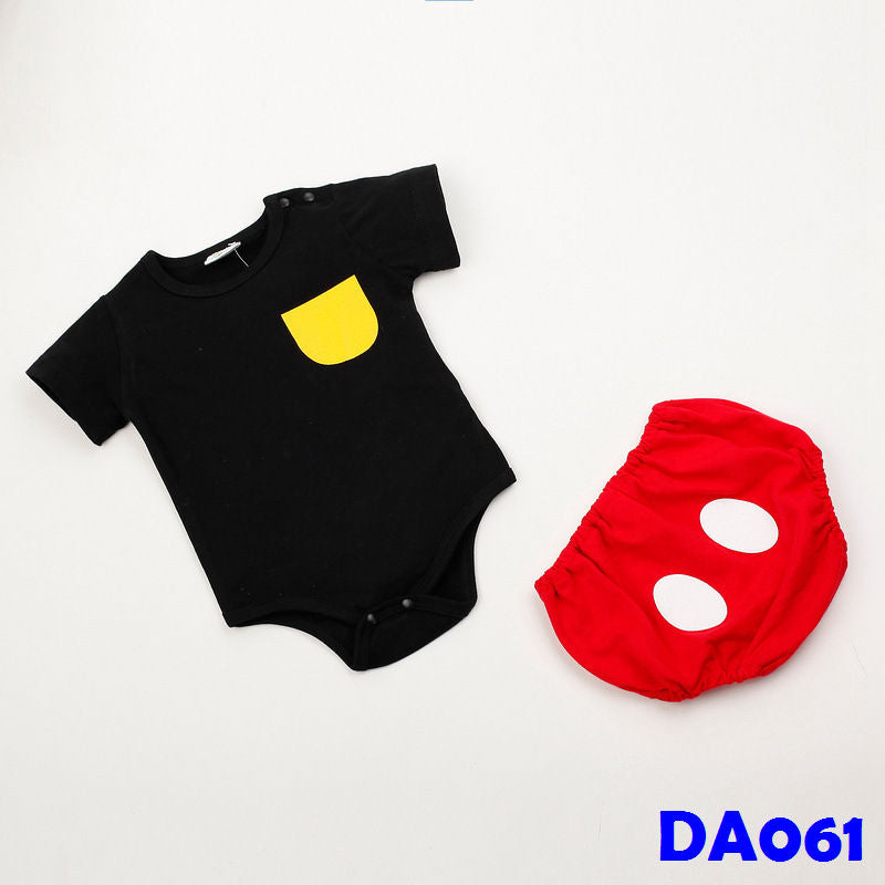 (DA061) Baby Rompers - Mickey with Pants