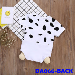 (DA066) Baby Rompers - Cow